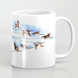 Air Canada Goose Coffee Mug