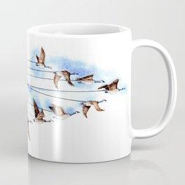 Air Canada Goose Coffee Mug