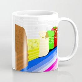 AQUA NATURAL BY IZA Coffee Mug