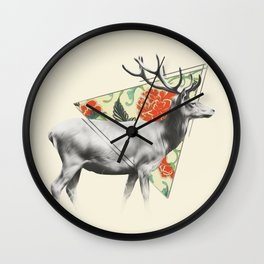 MOUNTAIN KING Wall Clock
