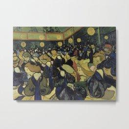 The Dance Hall in Arles Metal Print