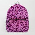 Pink Leopard Spots by roxygart