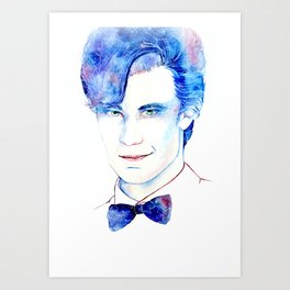 Mr. Universe Art Print