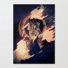 Native Elements 2012 Canvas Print