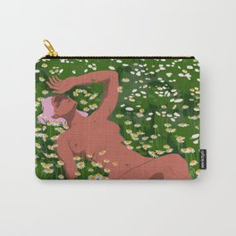 To Disappear Carry-All Pouch
