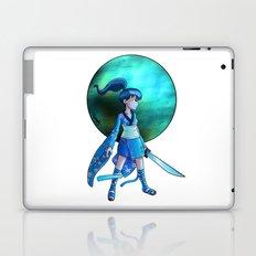 Pluto Princess Laptop & iPad Skin