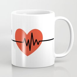It's a beautiful day to save lives Derek Shepard Quote Greys Anatomy Coffee Mug