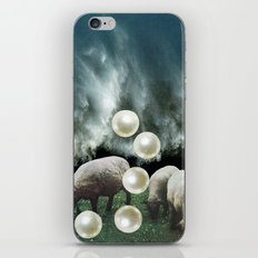 PEARLS iPhone & iPod Skin