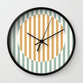 Bauhaus Sun Wall Clock