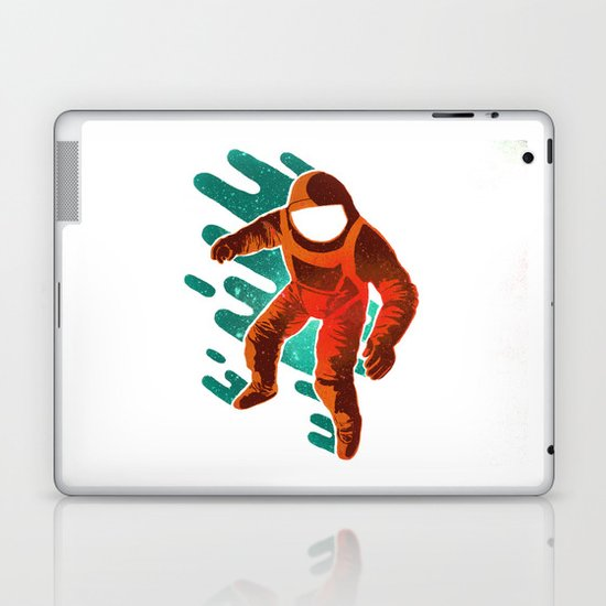 Space Distortion Laptop & iPad Skin