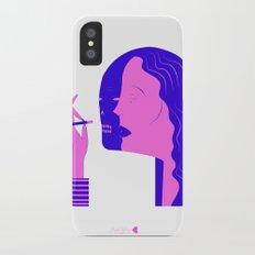 kill kill Slim Case iPhone X