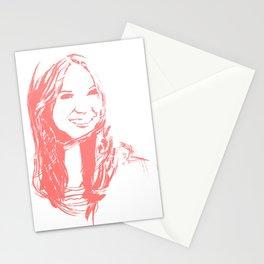 Karen Gillan Stationery Cards