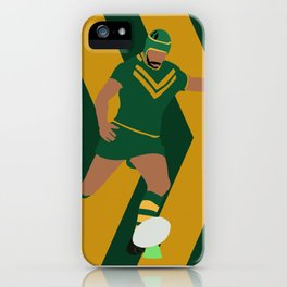 Minimal Thurston iPhone Case