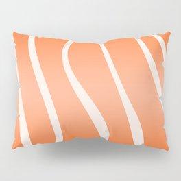 Salmon Sushi Pillow Sham