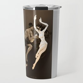 GEMINI, 3rd zodiacal sign. Travel Mug