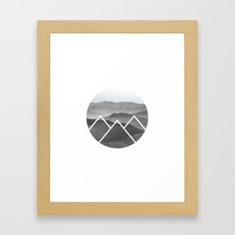 Geometric Art Framed Art Print