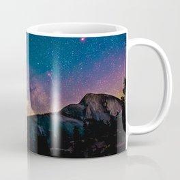 Galaxy Mountain Coffee Mug