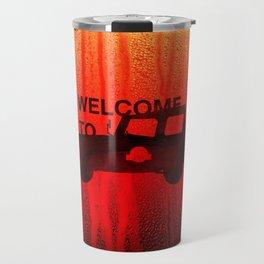 Welcome To... Travel Mug