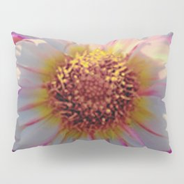 Dahlia and the Bee Pillow Sham
