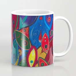 Tribute to the Decedents of the Goddex Kunta Coffee Mug