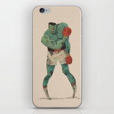 ...stings like a bee! iPhone & iPod Skin