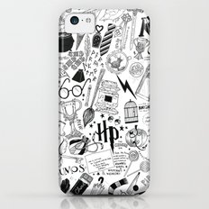 Hogwarts, Hogwarts, Hoggy Warty Hogwarts iPhone 5c Slim Case