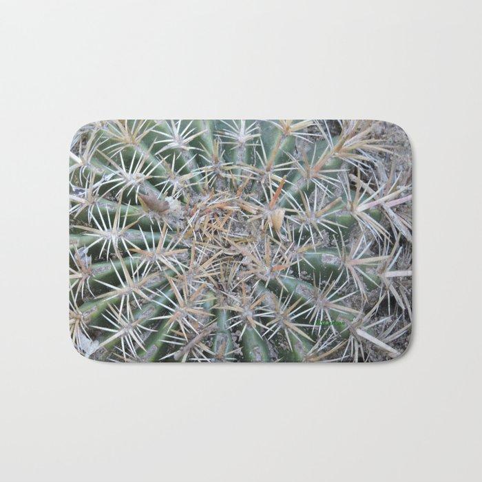 TEXTURES -- Coast Barrel Cactus Bath Mat