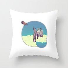 //look! Throw Pillow