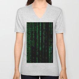 Code2 Unisex V-Neck