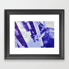 Water E Framed Art Print