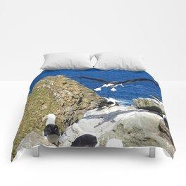 Flying Albatross Comforters