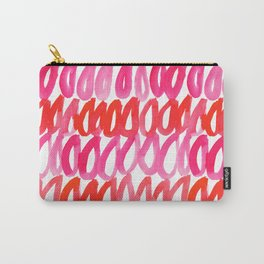 pink rain Carry-All Pouch