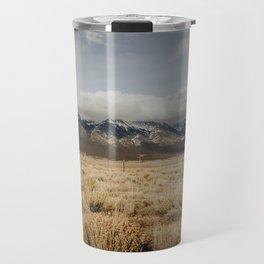 Great Sand Dunes National Park - Mountains Travel Mug