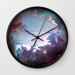 M42 Orion Nebula Wall Clock