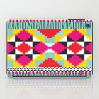 ethnic iPad Cases featuring Ethnic by Maria Blanco