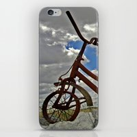 amelie iPhone & iPod Skins featuring Amelie by Joe Pansa