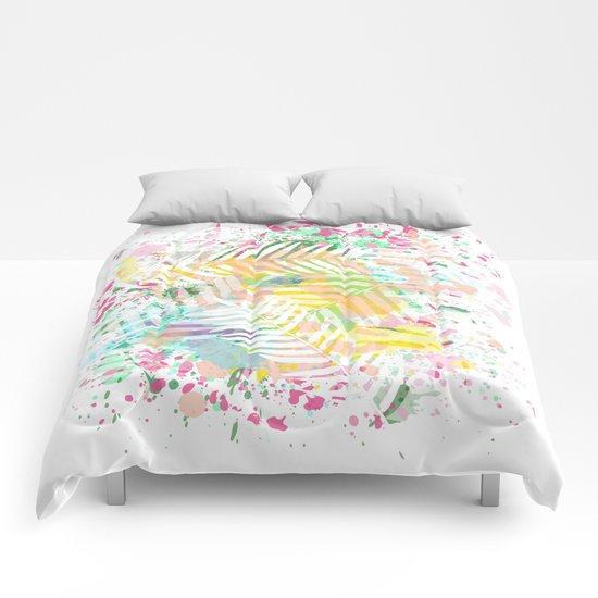 Tropical Juice Comforters