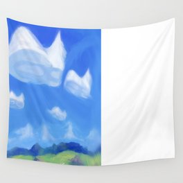 Catsky Wall Tapestry