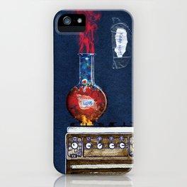 Love keep hot iPhone Case