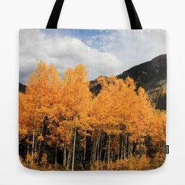 Aspens in Colorado Tote Bag