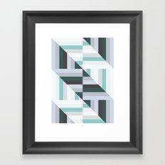 Maze | 60s Framed Art Print