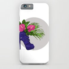 Thank you for flowers iPhone 6s Slim Case