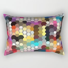 Forest of dots gg Rectangular Pillow
