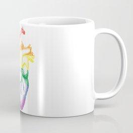 Love Is In The Heart Coffee Mug