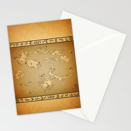 FF6 world of Ruin Stationery Cards