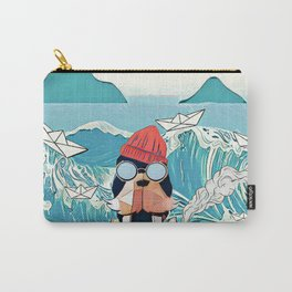 Walrus and the paper boats Carry-All Pouch