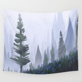 Little Rain Wall Tapestry