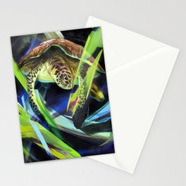 Honu 'Aumākua Stationery Cards