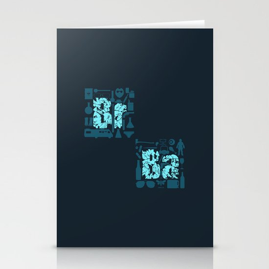 Br Ba Stationery Cards