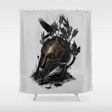 Legends Fall Shower Curtain